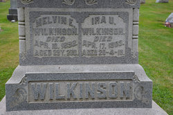 Ira U Wilkinson
