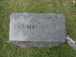 Eva May <i>Manchester</i> Adams