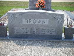 Annie Ruth Brown