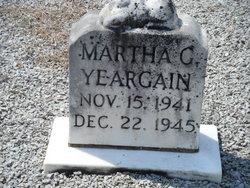 Martha Yeargin