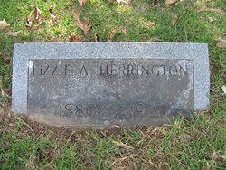 Lizzie A. Herrington