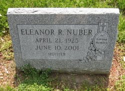 Eleanor R. <i>Shea</i> Nuber