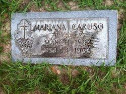 Mariana <i>Caruso</i> Alvarez