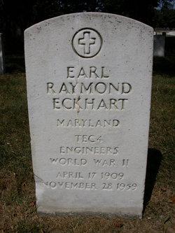 Earl Raymond Eckhart
