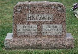 John Franklin Frank Brown