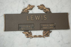 Ovid B Lewis