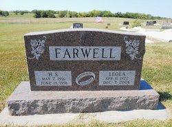 Leola Faye <i>Reist</i> Farwell