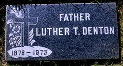 Luther Tilden Denton