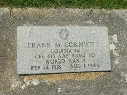 Frank M. Cornwell