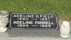 Adeline G Field