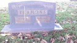 Mary Alice <i>Mann</i> Leamons