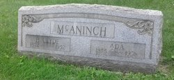 Ada Mae <i>Hall</i> McAninch