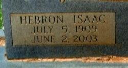 Hebron Isaac Brown