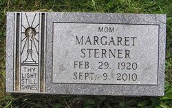 Margaret Sterner