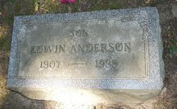 Clarence Edwin Anderson