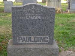 Mary G. Paulding