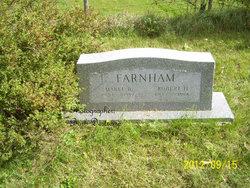 Mabel Ann <i>Beckwith</i> Farnham