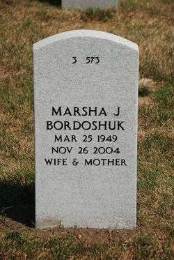 Marsha J. <i>Maxwell</i> Bordoshuk