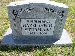 Hazel <i>Herd</i> Stidham