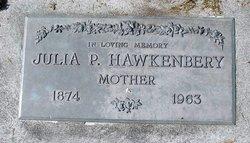 Julia Pauline <i>Balser</i> Hawkenbery