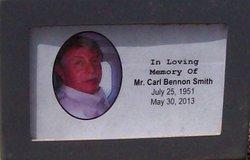 Carl Bennon Smith