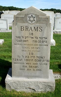 Ida <i>Wessler</i> Brams