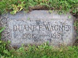 Duane Francis Wagner