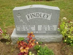Oscar Cleveland Findley,