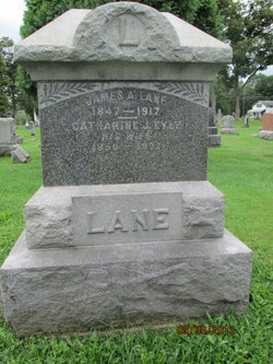 James Almond Lane