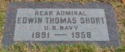 Edwin Thomas Short