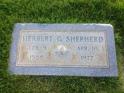 Herbert Gordon Shepherd, Sr