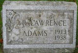 Raymond Lawrence Adams