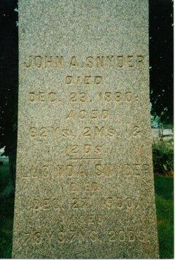 John Adam Snyder