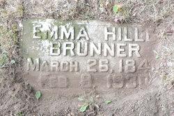 Emma <i>Hille</i> Brunner