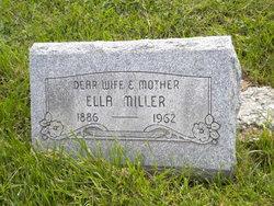 Ella <i>Hiner</i> Miller
