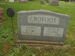Leah M <i>Clerke</i> Crofoot