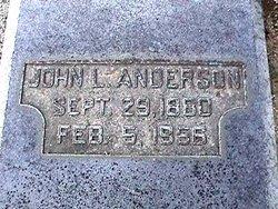 John Laurens Anderson, Jr