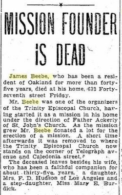 James Irving Beebe