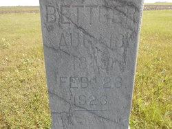 Gottlieb Bettger