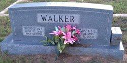 Elizabeth Lodema <i>Morgan</i> Walker