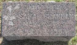 Sarah <i>Whitaker</i> Brannan