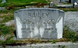 Joseph S Bailey