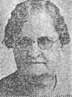 Tillie <i>Bergstrom</i> Anderson