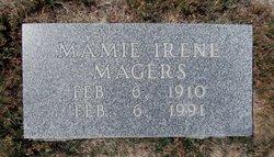 Mamie Irene <i>Howell</i> Magers