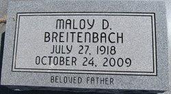 Maloy Duane Breitenbach