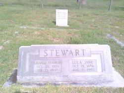 Charlie Franklin Stewart