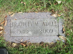 Francis M Adell
