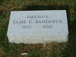 Elsie <i>Heimbach</i> Bandaruk