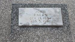 John W. Akers