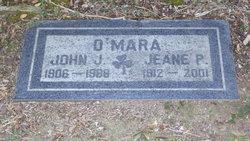 John Jack O'Mara